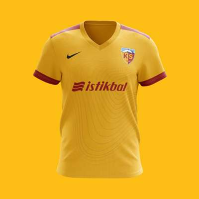 Kayserispor Away Kit