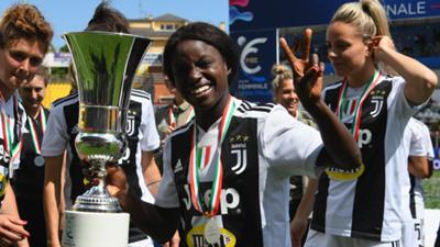 Eni Aluko Juventus 2018-19