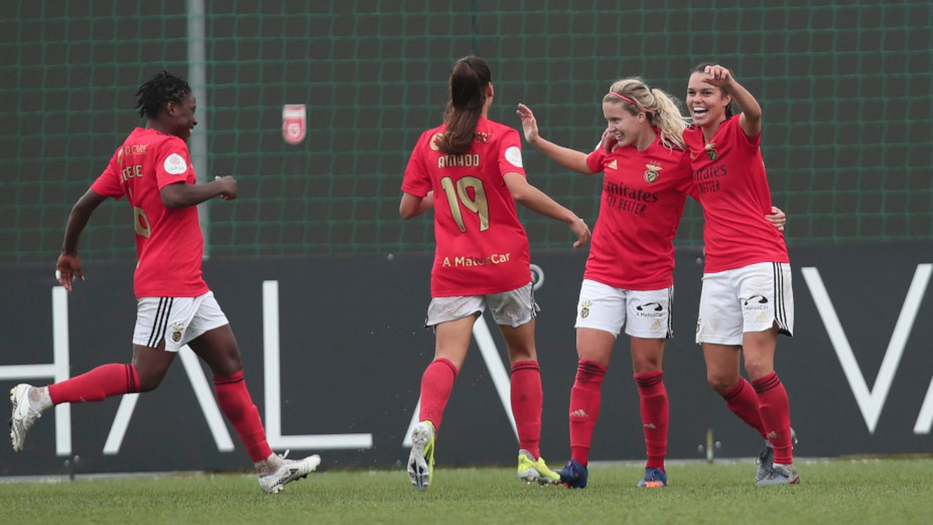 Ucheibe's SL Benfica pip Smeda's Famalicao to Portuguese League Cup final berth