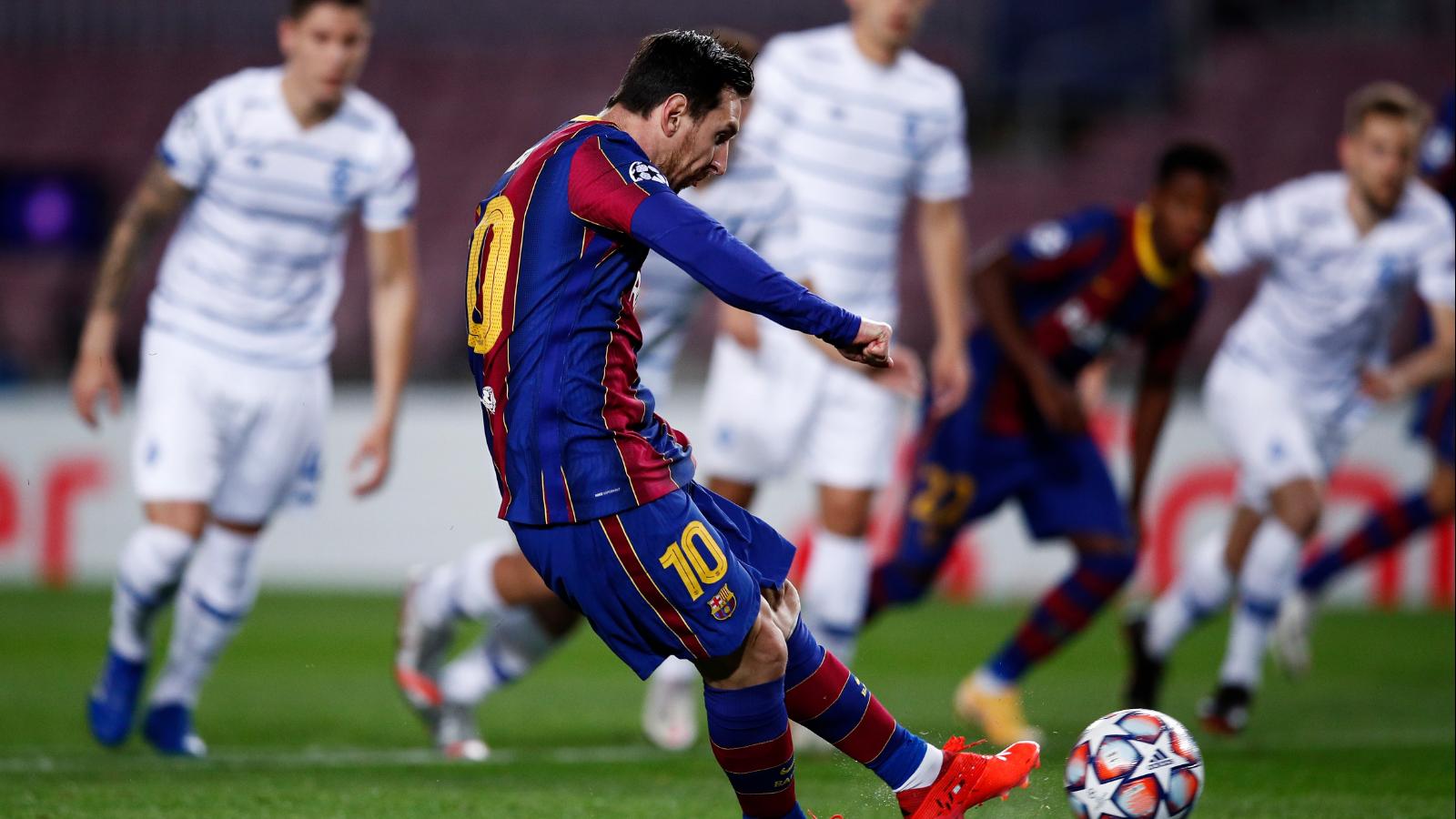 Laporan Pertandingan Barcelona Vs Dynamo Kiev Goal Com