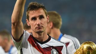Miroslav Klose Germany 2014