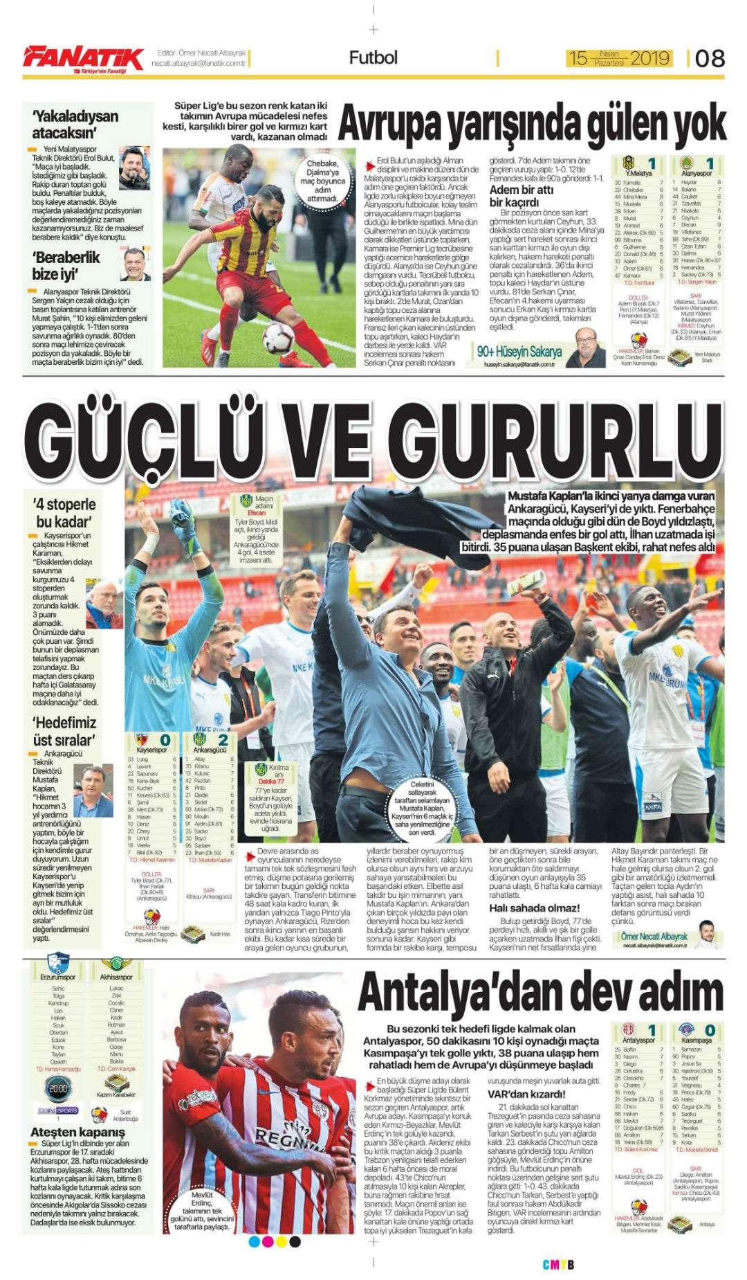 gazete 15042019