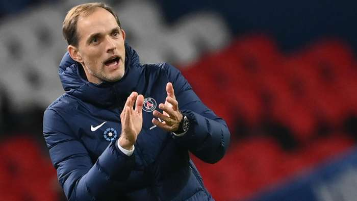 Thomas Tuchel PSG Ligue 1