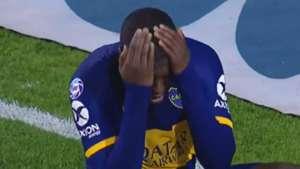 Captura Jan Hurtado Boca Huracan Superliga 28072019