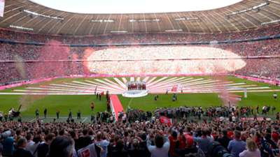 Bayern Stadium 12052018