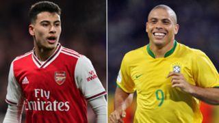 Gabriel Martinelli/Ronaldo split 2020