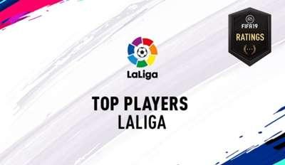 FIFA 19 Ratings LALIGA Top
