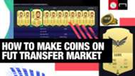 FIFA 21: How to make coins in FUT GFX