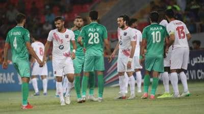 الكويت الشرطة الكويت العراق كأس محمد السادس