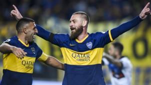 Daniele De Rossi Boca Almagro Copa Argentina 13082019