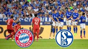 Wer zeigt / überträgt FC Bayern München vs. Schalke 04 live im TV und LIVE-STREAM? Bundesliga-Übertragung auf einen Blick
