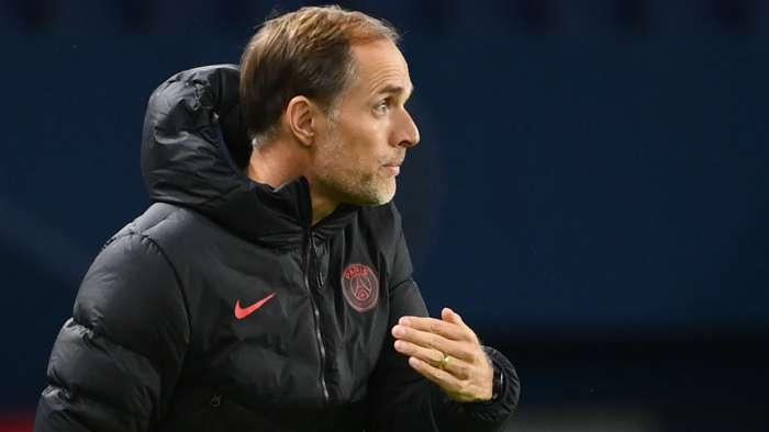Thomas Tuchel PSG Angers Ligue 1 02102020