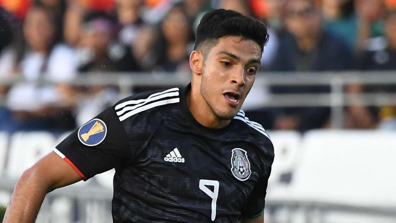 Raul Jimenez Mexico 2019