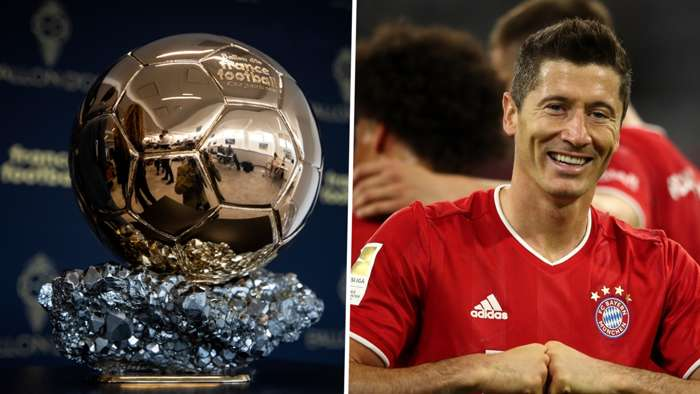 Ballon d'Or Robert Lewandowski