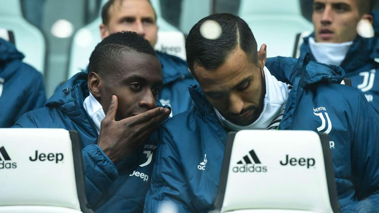 Blaise Matuidi and Medhi Benatia - Juventus