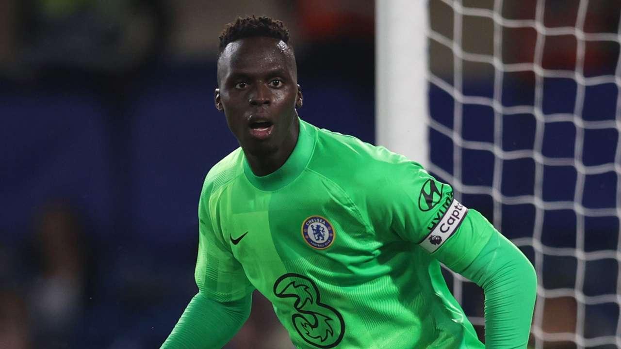 Edouard Mendy Chelsea 2021-22