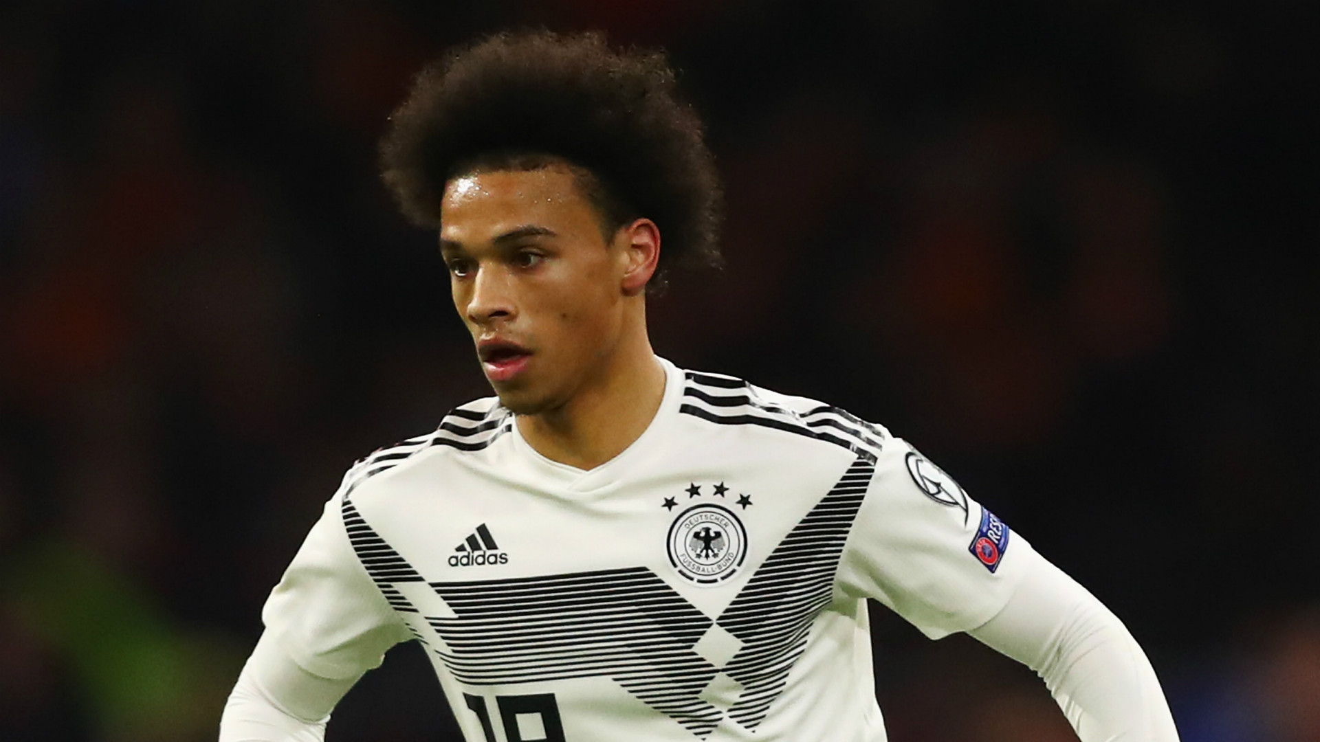 Flick remains tight-lipped on Sane to Bayern rumours