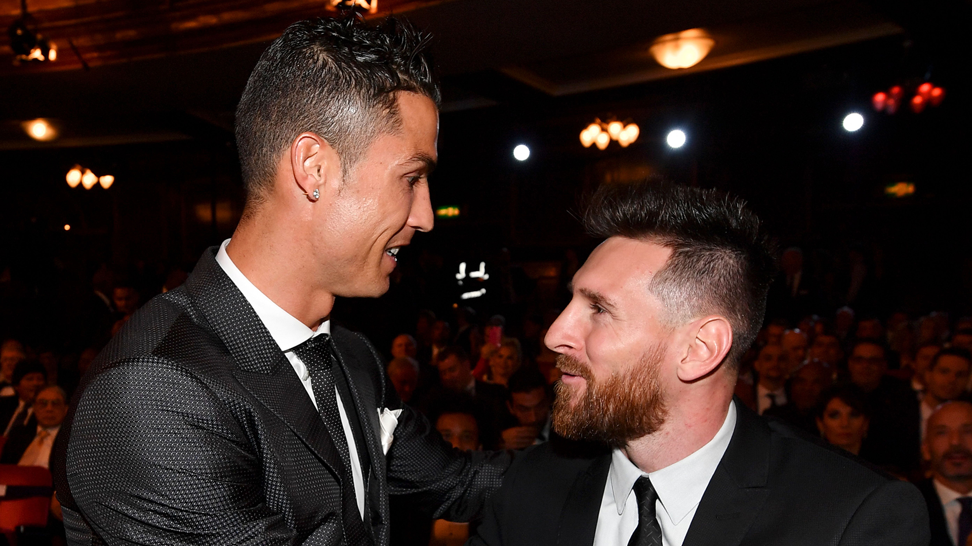 Juventus star Ronaldo: I must win more Ballon d'Ors than Messi