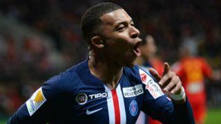 Kylian Mbappe PSG Paris Saint-Germain 2019-20
