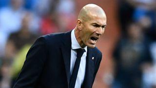 Zinedine Zidane Real Madrid 2019-20