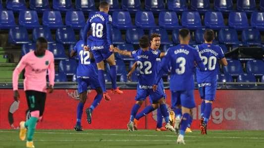 Getafe vs. Barcelona de LaLiga en directo: resultado, alineaciones, polémicas, reacciones y ruedas de prensa | Goal.com