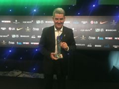 John Gregory; LMA award