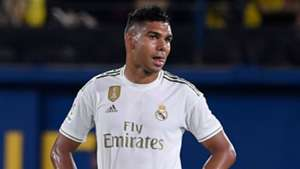 Casemiro Real Madrid 2019-20