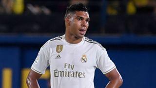 Casemiro Real Madrid 2019-20