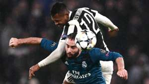 Carvajal Alex Sandro Juventus Real Madrid Champions League