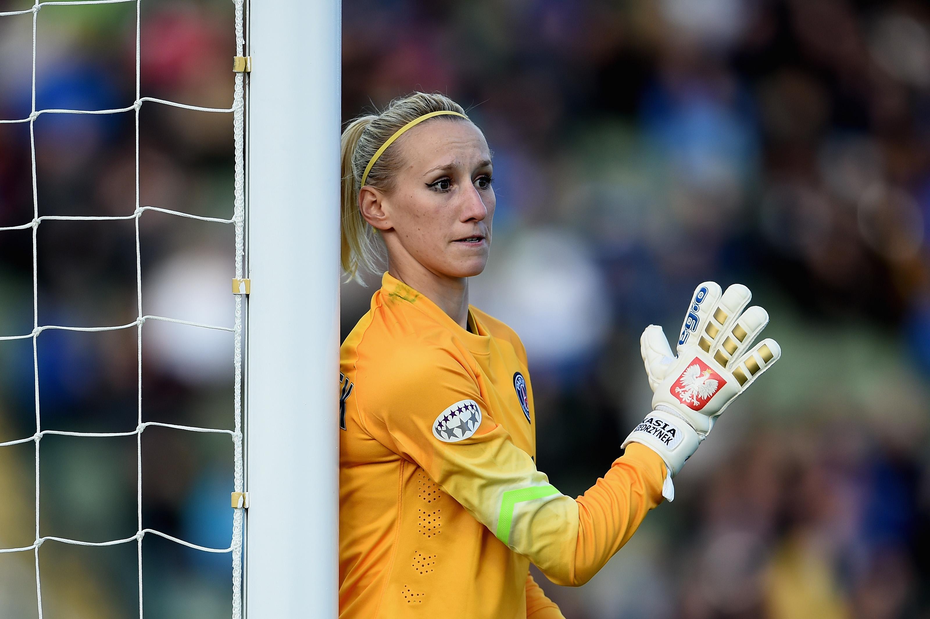 PSG féminin - Katarzyna Kiedrzynek aurait refusé Lyon avant de signer à Wolfsburg