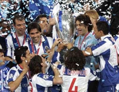Porto Champions League 2003-04