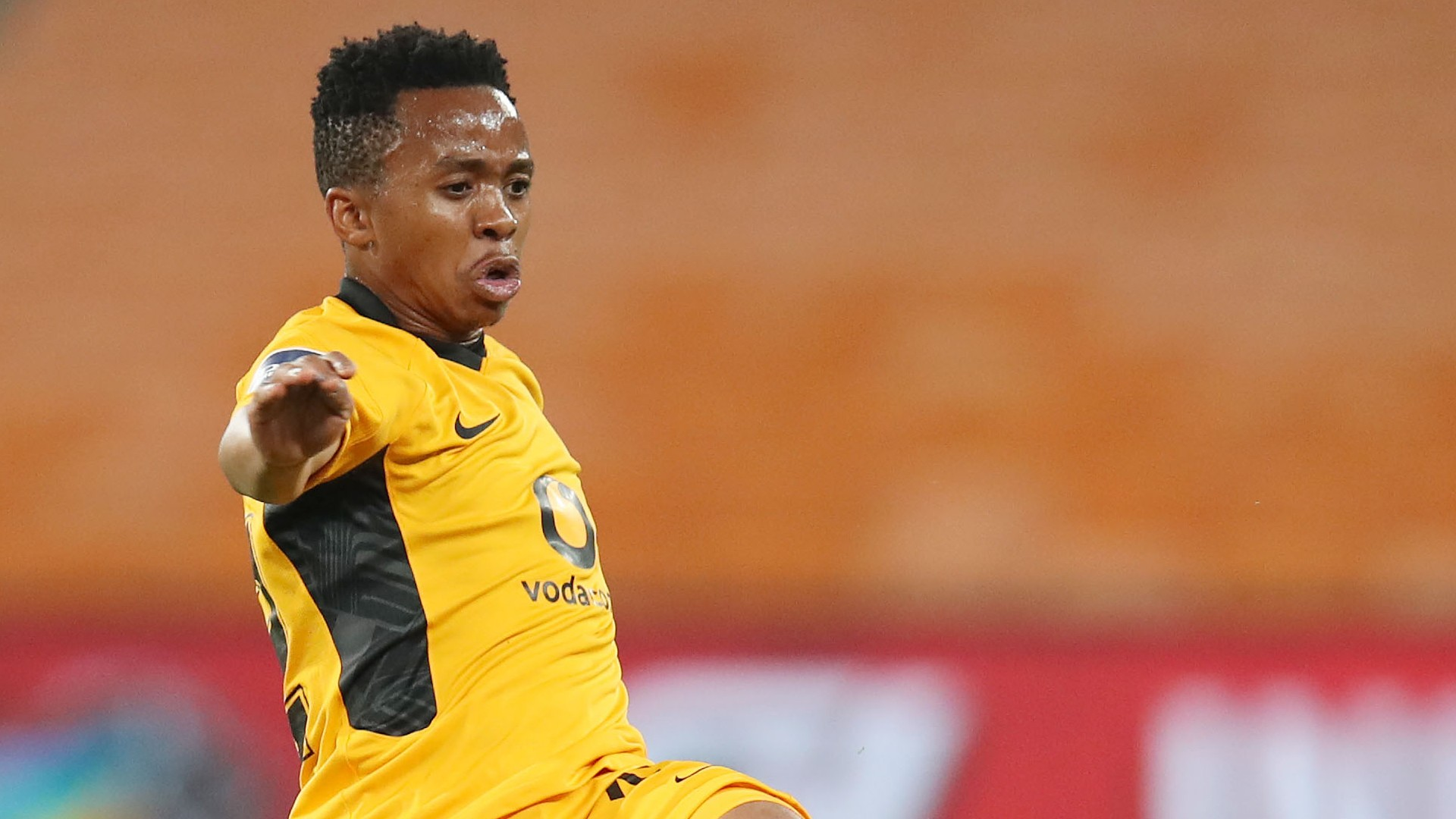 Ngcobo breaks silence on lack of regular game time under Kaizer Chiefs coach Baxter