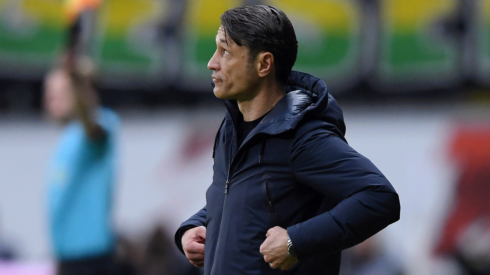 Niko Kovac sacked as Bayern Munich head coach