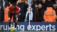 Fred Man Utd Man City 2019