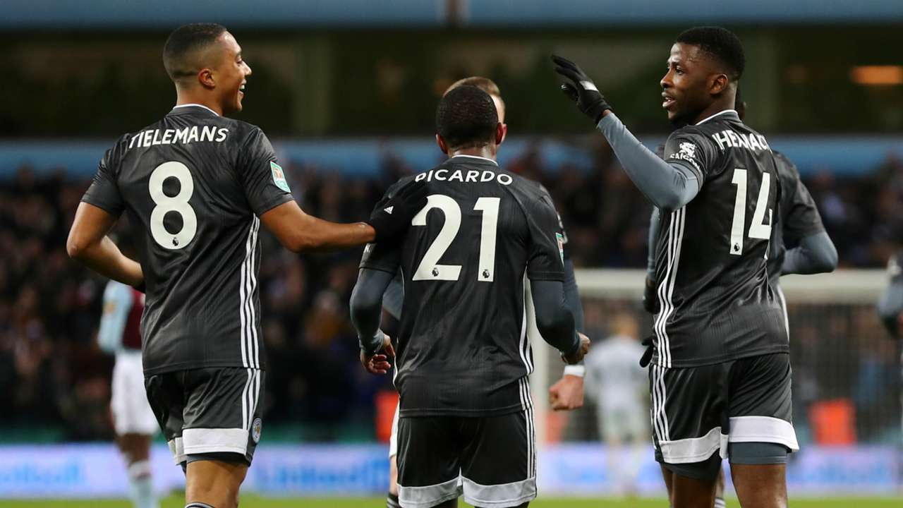 Kelechi Iheanacho Leicester City 2019-20