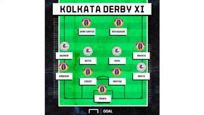 Kolkata Derby XI IN FULL