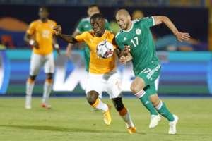 الجزائر - جنوب إفريقيا
