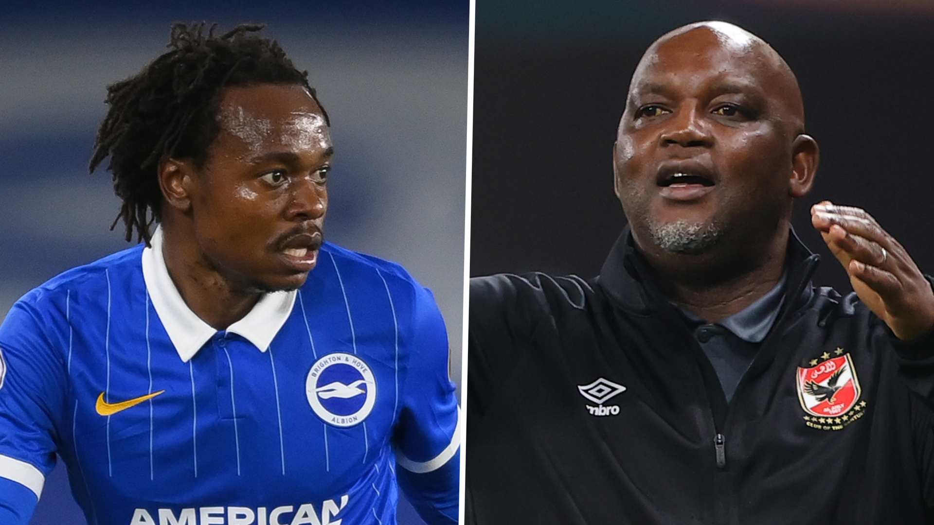 Tau is like Messi, he must come to Al Ahly and show he is king of the jungle - Mosimane