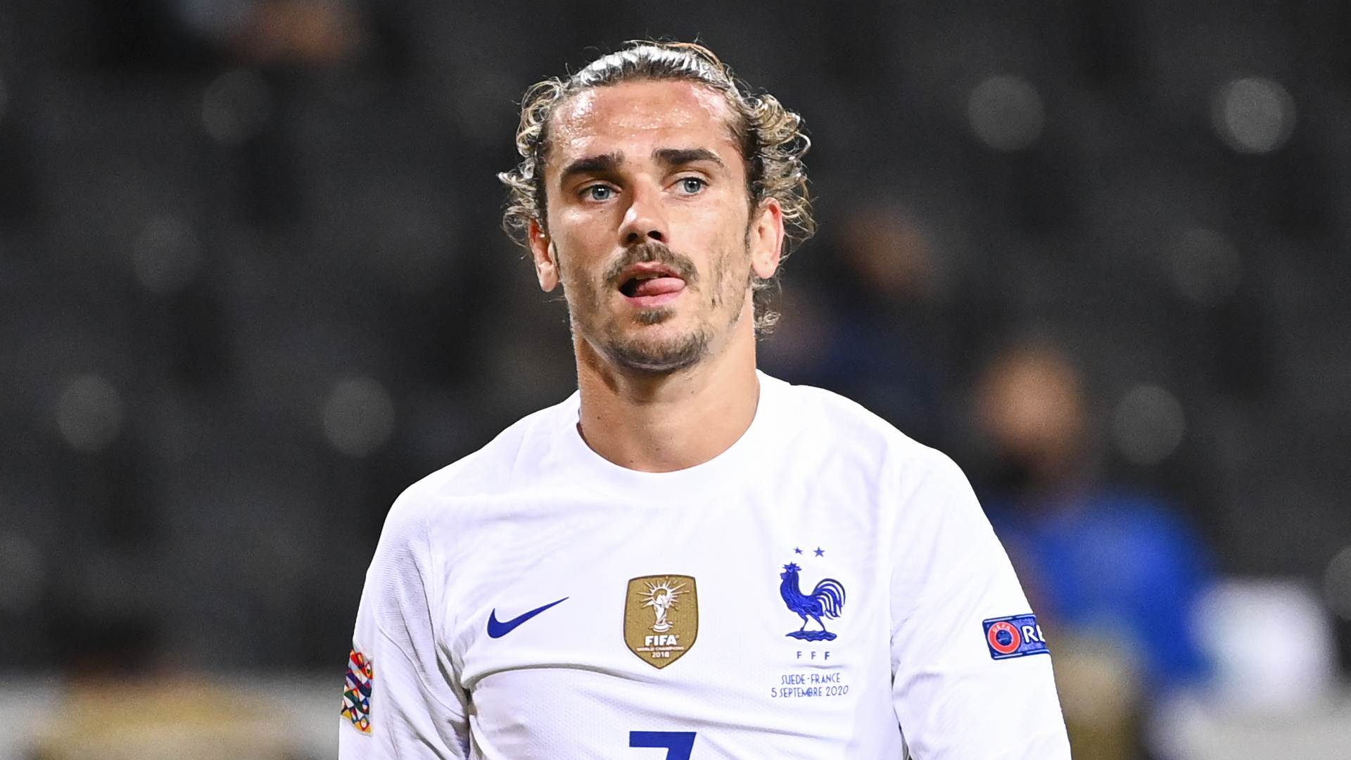 Griezmann's France record doesn't 'guarantee' selection, warns Deschamps
