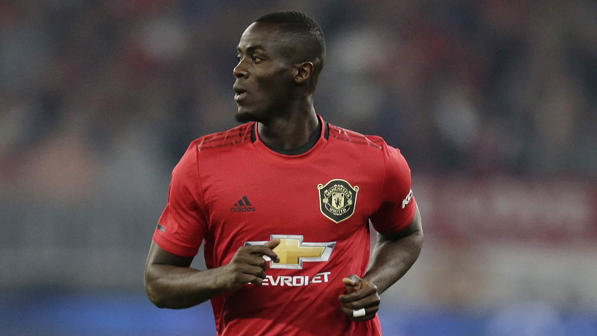 Coronavirus: 'Let's stay at home to beat the virus' - Manchester United's Bailly