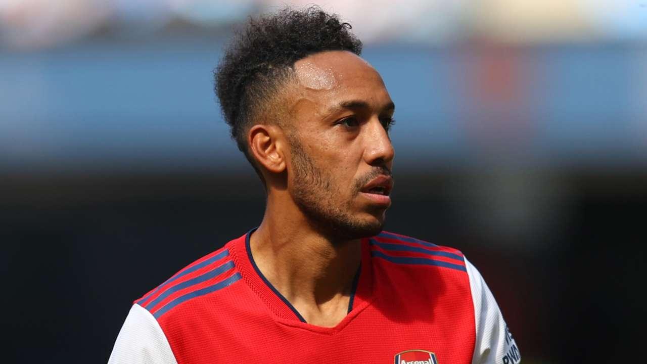 Pierre-Emerick Aubameyang, Arsenal 2020-21
