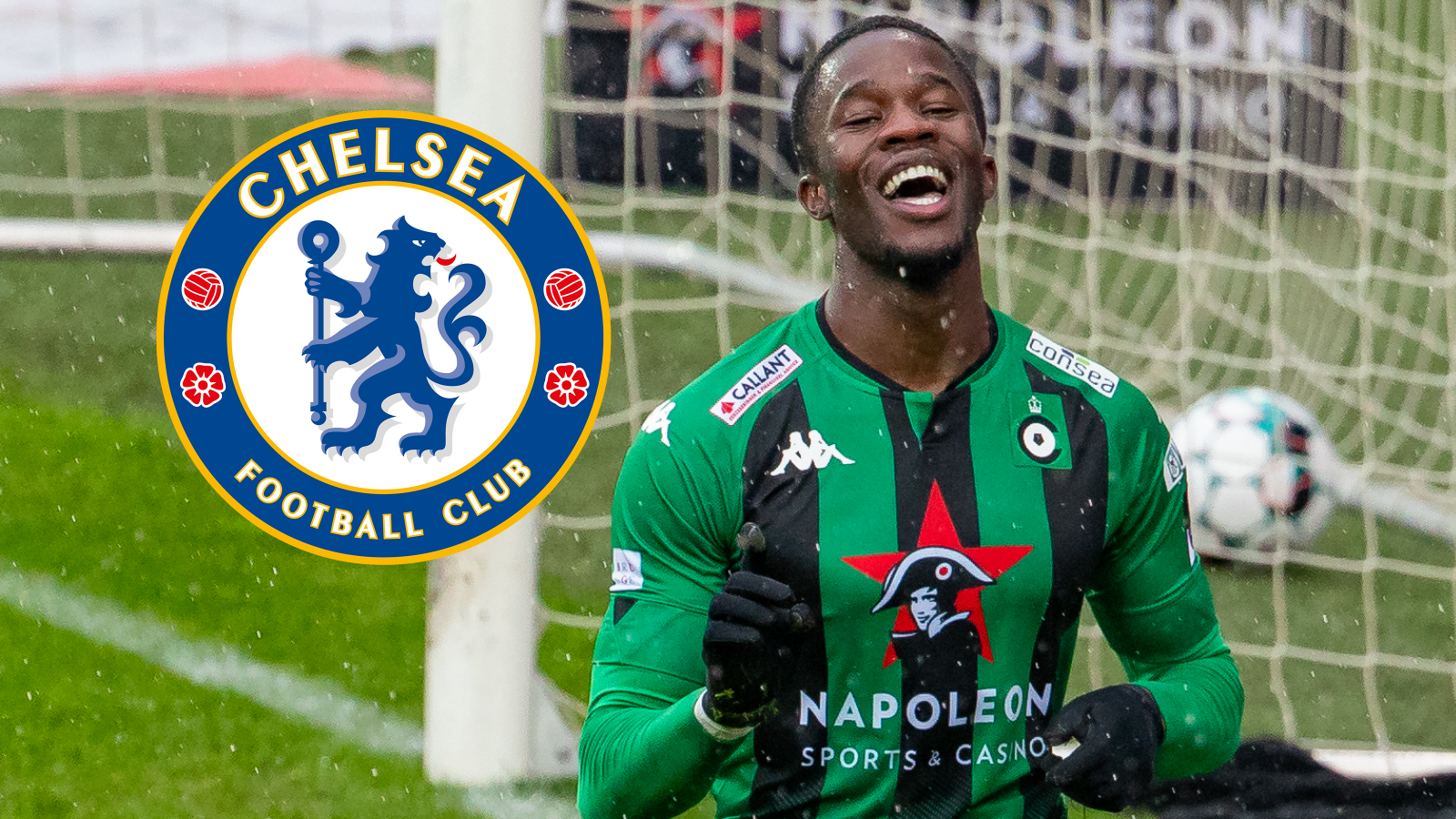 Chelsea's Ugbo closes in on €5m permanent transfer to Genk