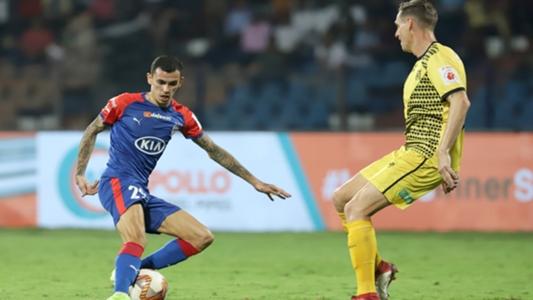 Bengaluru FC's Nili Perdomo - Carles Cuadrat's philosophy very similar to Quique Setien's
