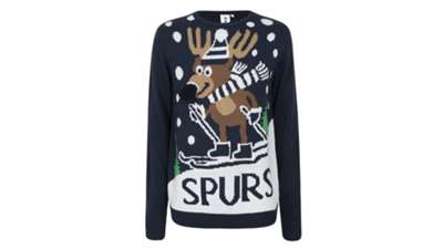 Spurs Christmas Jumper