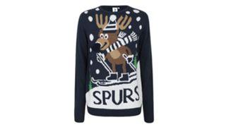 Spurs Christmas Jumper