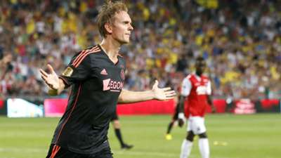 Siem de Jong AZ - Ajax Johan Cruijff Schaal 07272013