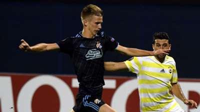 Dani Olmo Dinamo Zagreb 2018