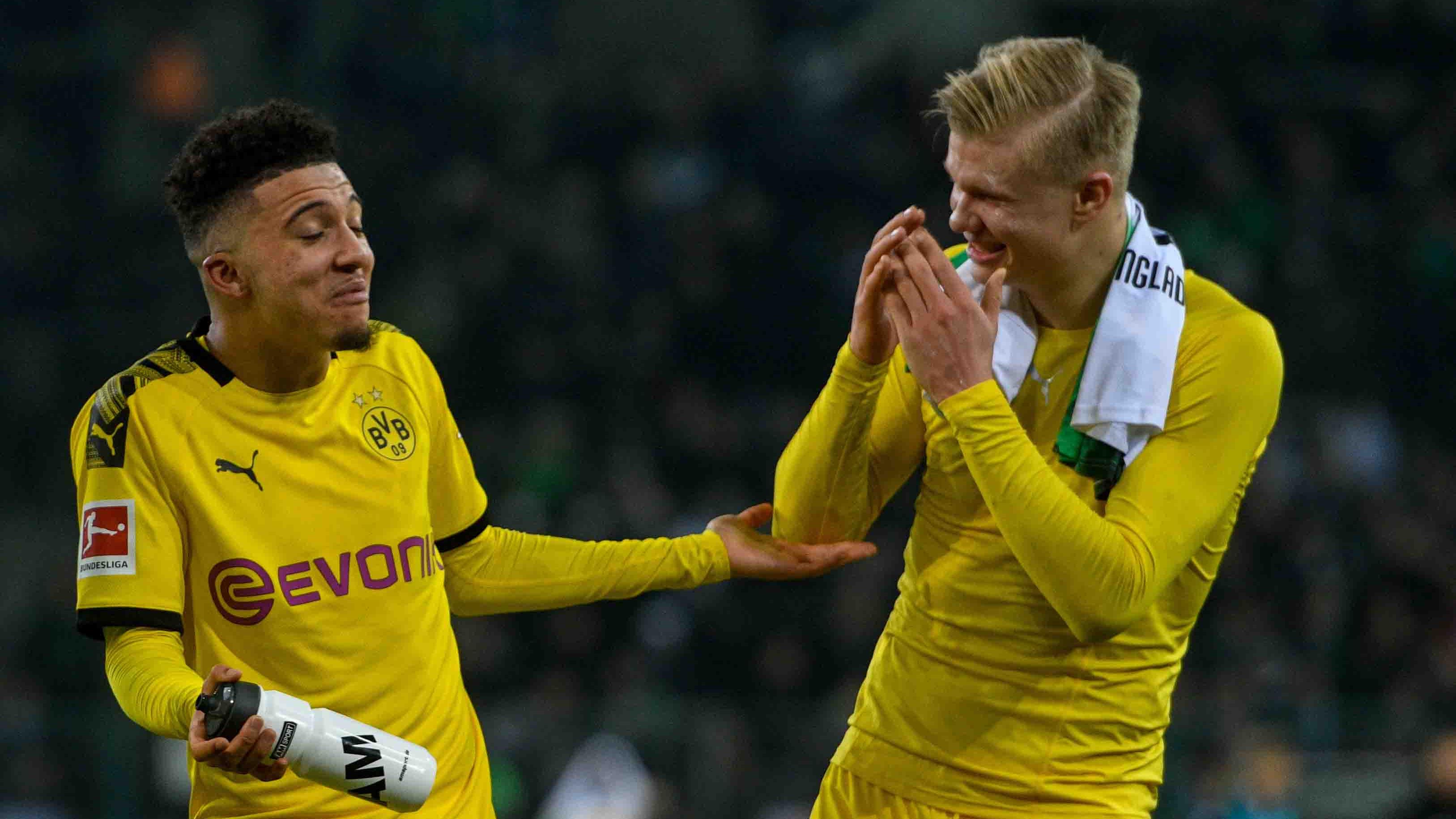 No reason why Haaland & Sancho should leave Dortmund, says former keeper Langerak