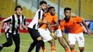 Thulani Hlatshwayo, ES Setif vs Orlando Pirates, March 2021