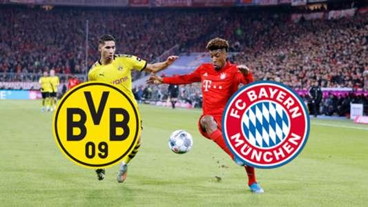 Dortmund Bayern Live übertragung
